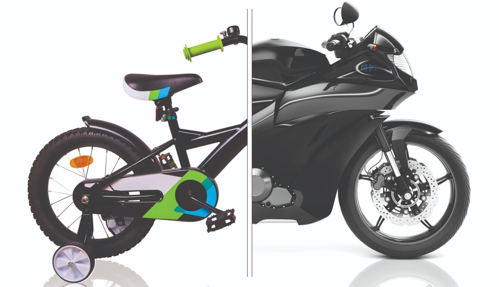 Bike and Motorcycle Transformations Campaign